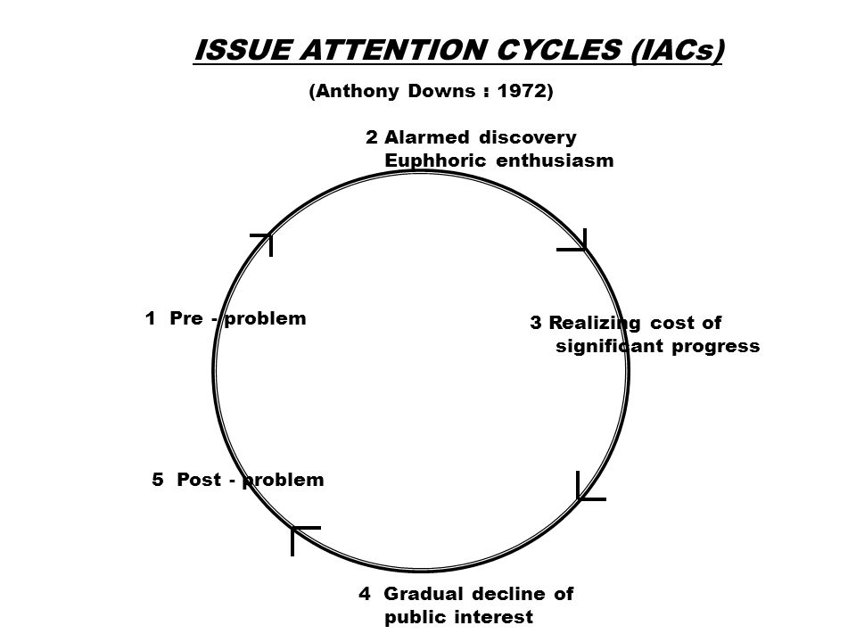 ISSUE ATTENTION CYCLES (IACs)