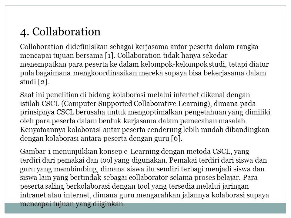 4. Collaboration
