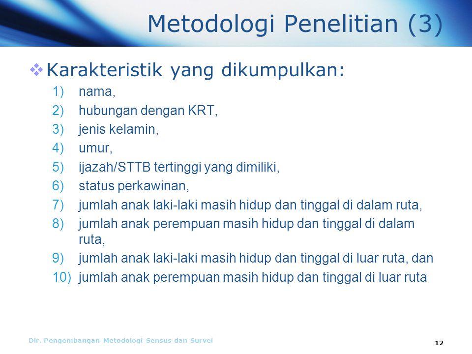 Metodologi Penelitian (3)