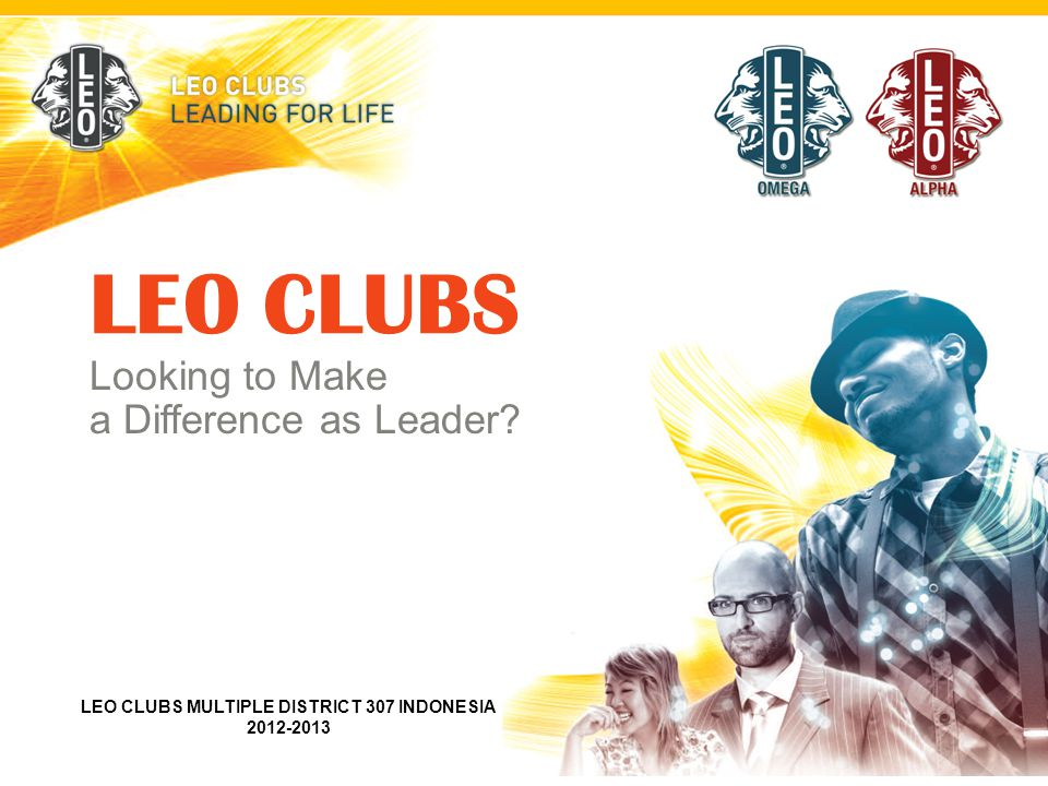LEO CLUBS MULTIPLE DISTRICT 307 INDONESIA