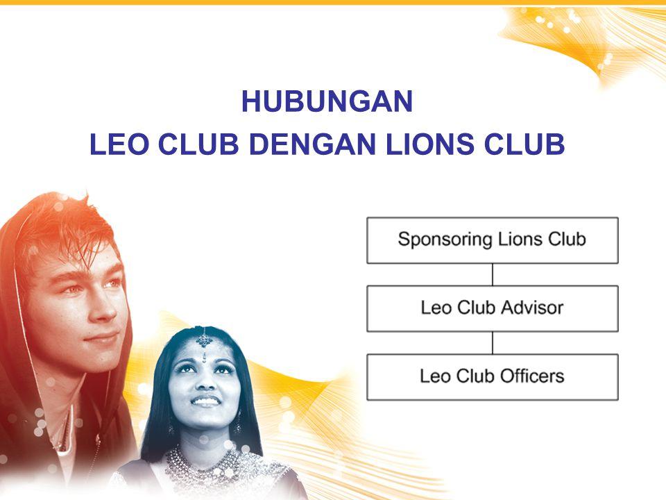 LEO CLUB DENGAN LIONS CLUB