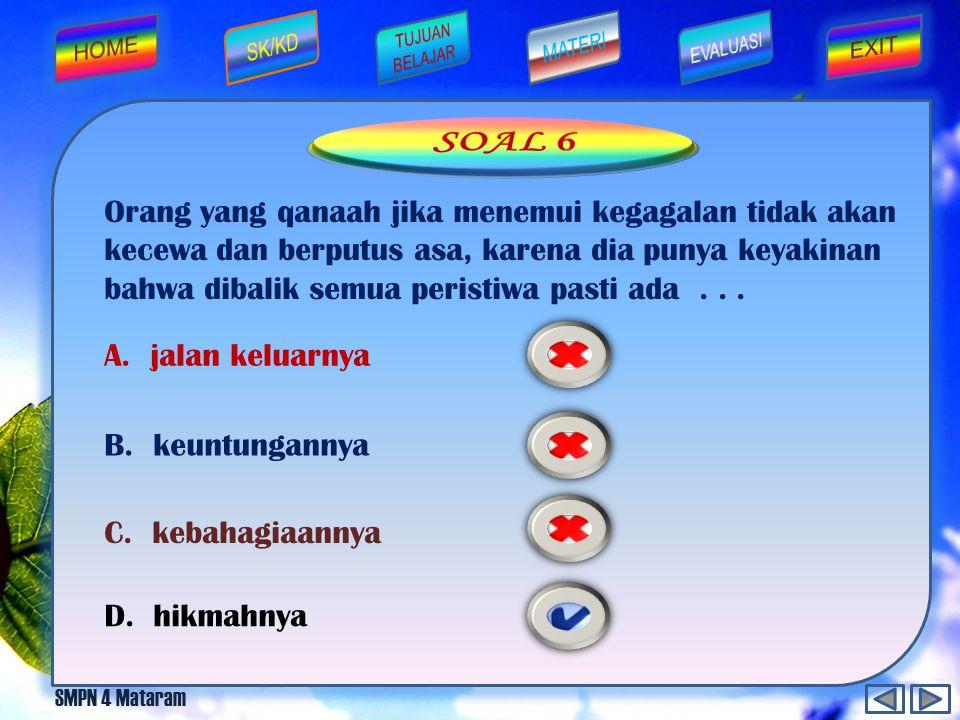 SOAL 6