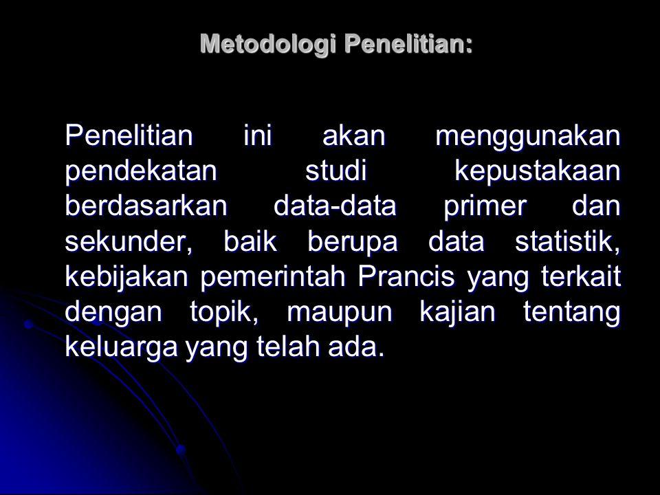 Metodologi Penelitian: