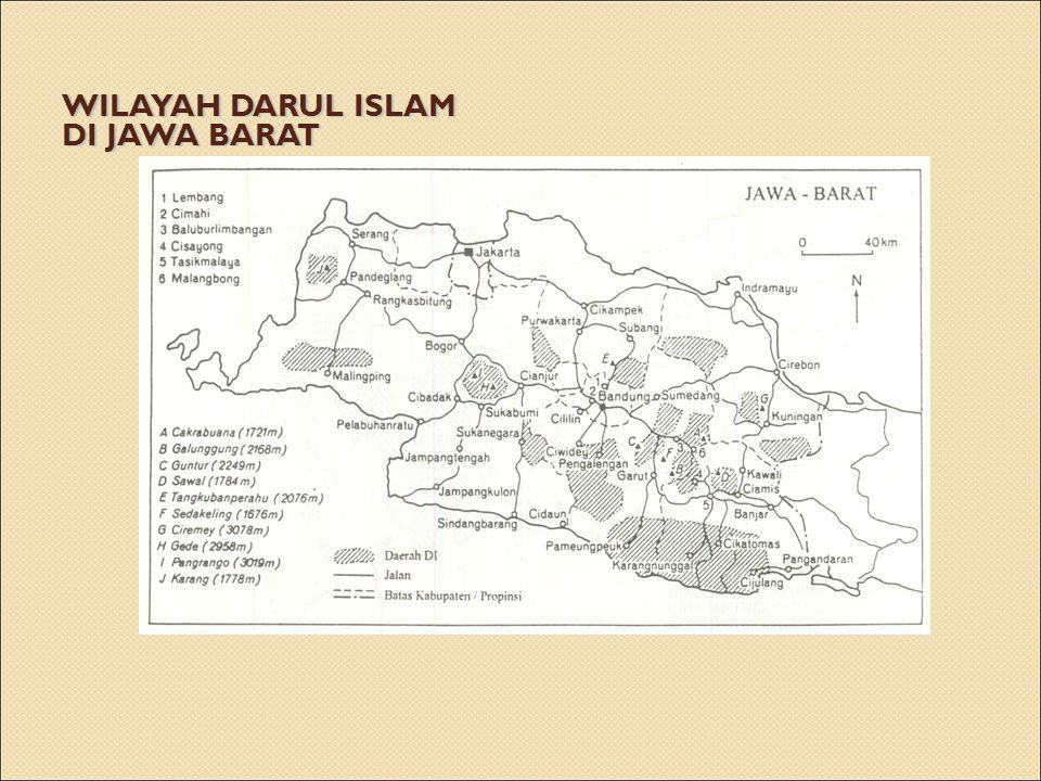 WILAYAH DARUL ISLAM DI JAWA BARAT