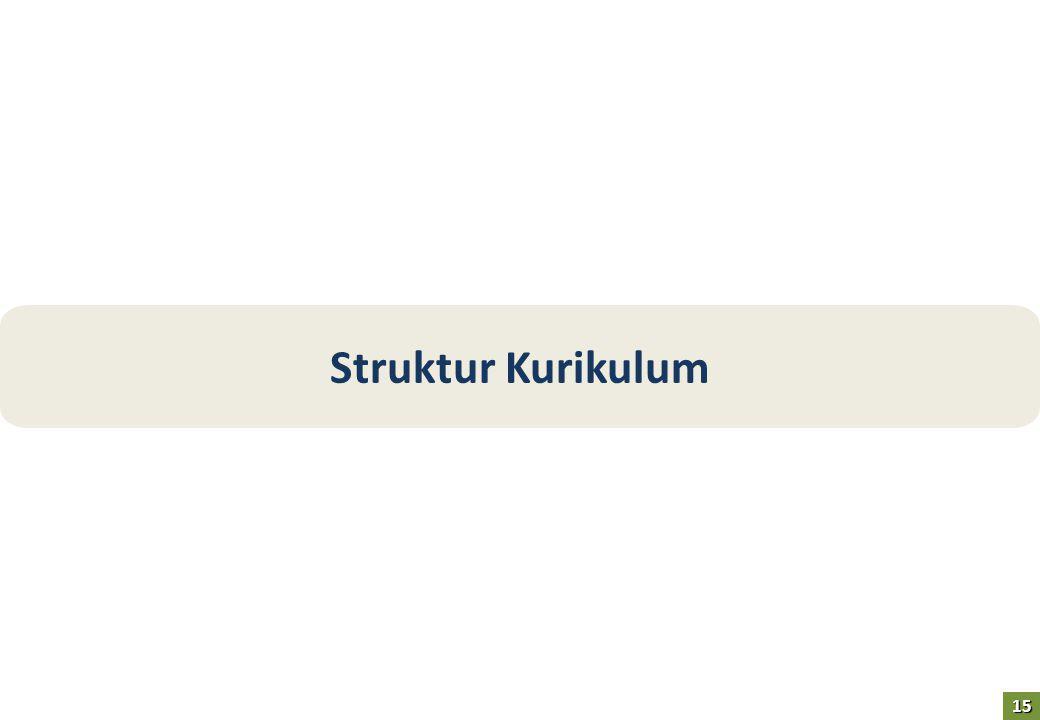 Struktur Kurikulum 15