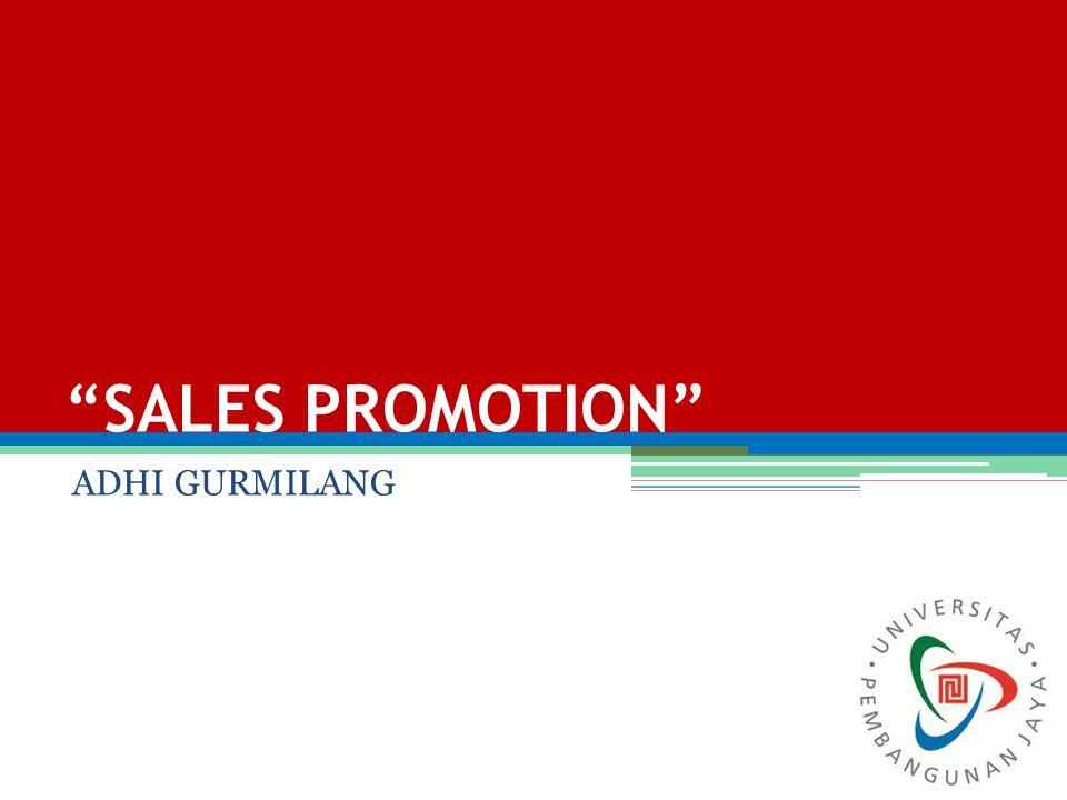 SALES PROMOTION ADHI GURMILANG