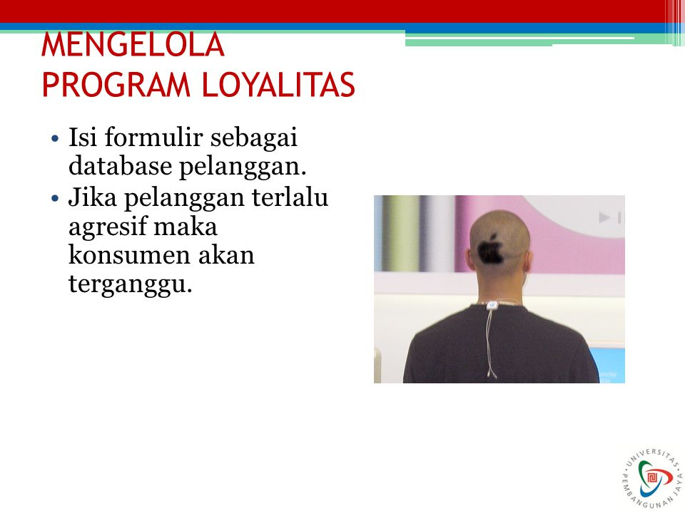 MENGELOLA PROGRAM LOYALITAS