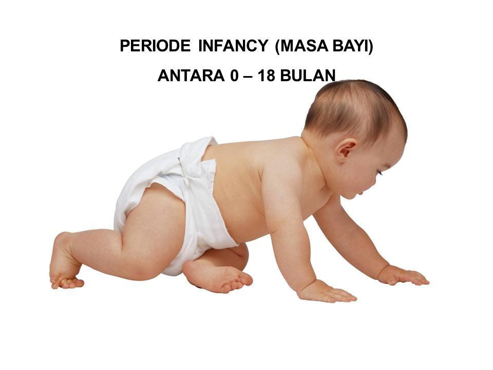 PERIODE INFANCY (MASA BAYI)