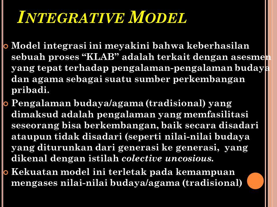 Integrative Model