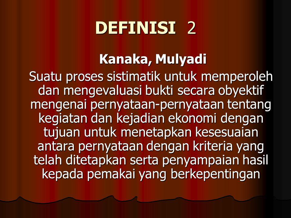 DEFINISI 2 Kanaka, Mulyadi