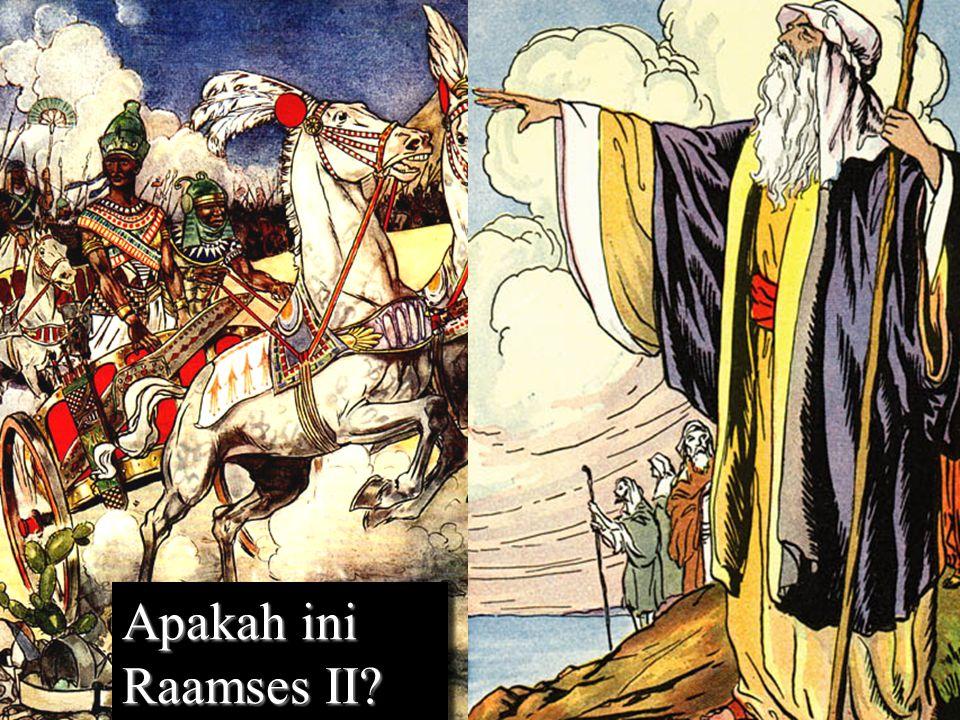 Apakah ini Raamses II