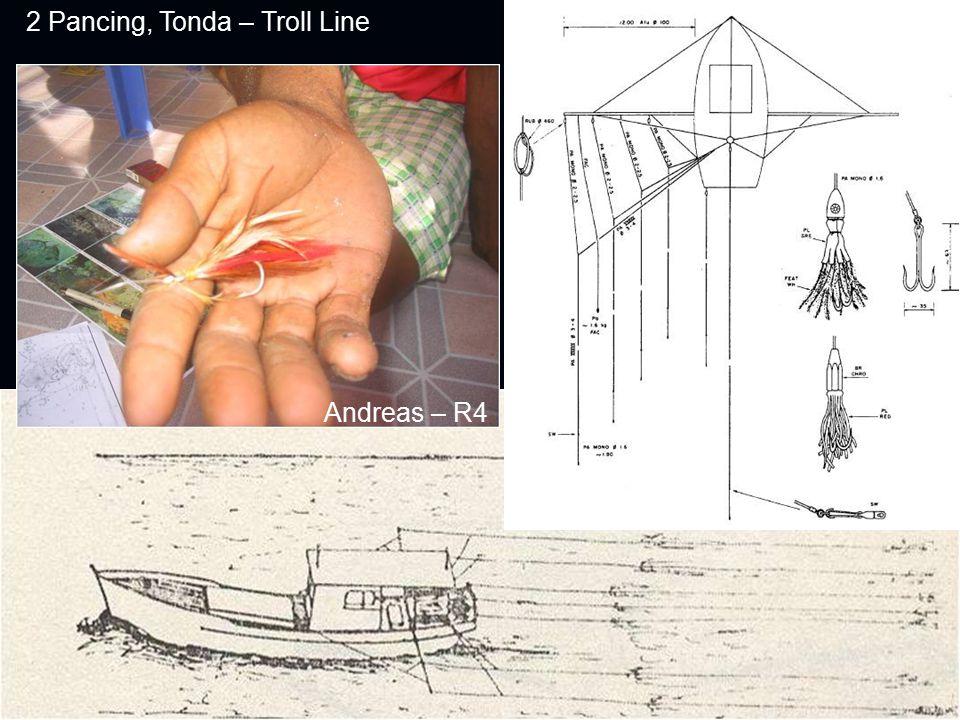 2 Pancing, Tonda – Troll Line