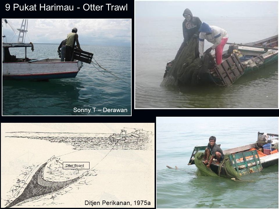 9 Pukat Harimau - Otter Trawl