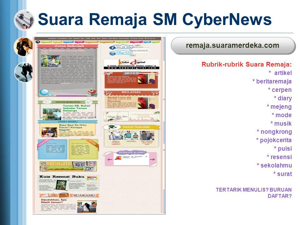 Suara Remaja SM CyberNews