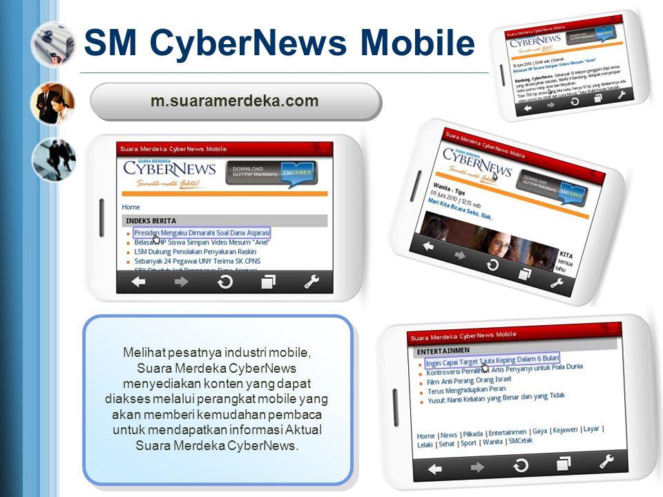 SM CyberNews Mobile m.suaramerdeka.com