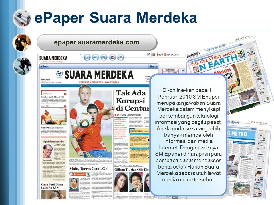 ePaper Suara Merdeka epaper.suaramerdeka.com