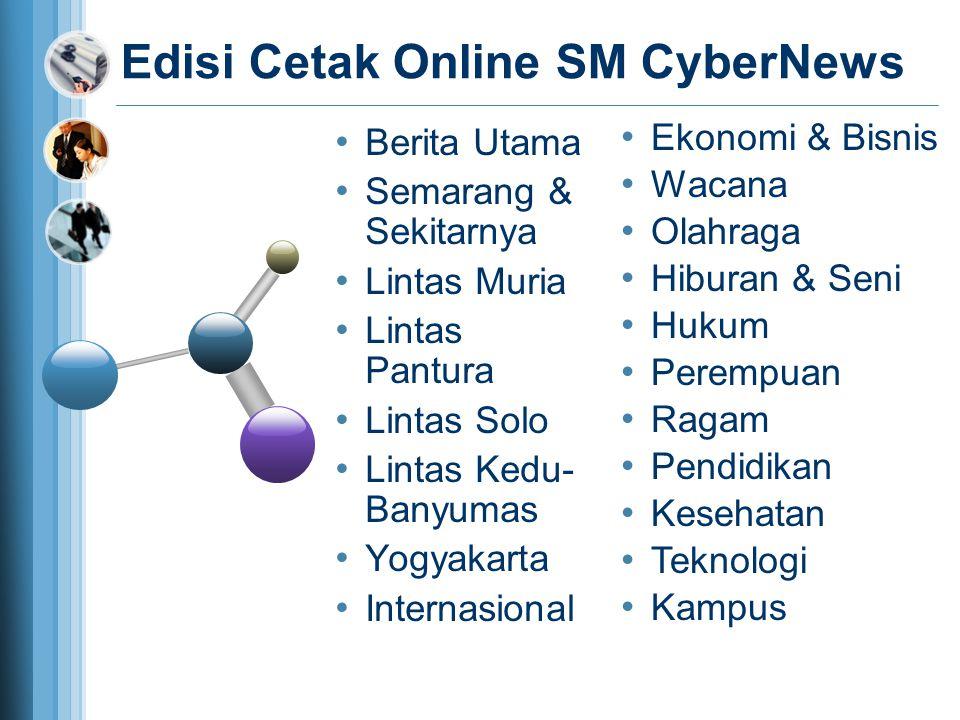 Edisi Cetak Online SM CyberNews