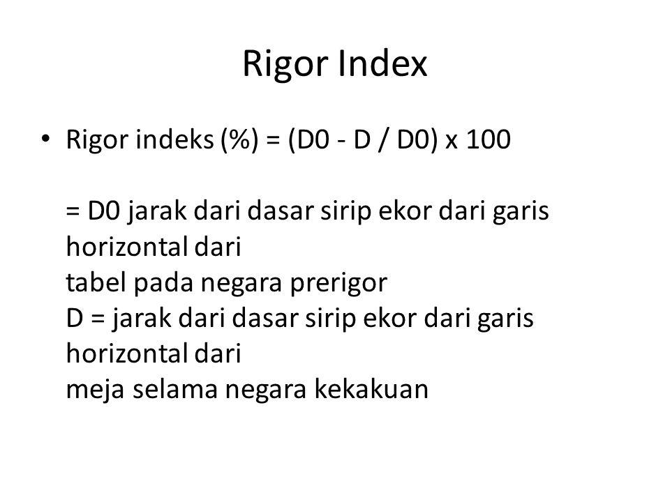Rigor Index