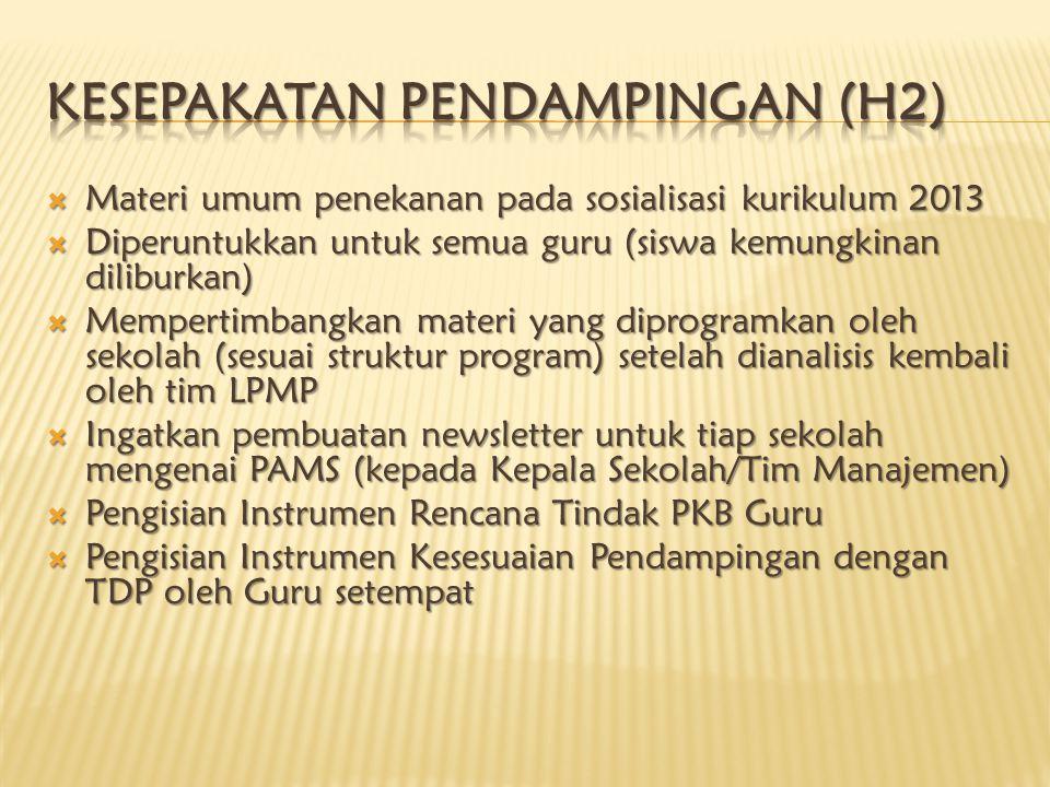 KESEPAKATAN PENDAMPINGAN (h2)
