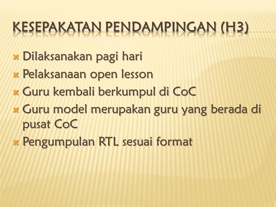 KESEPAKATAN PENDAMPINGAN (h3)