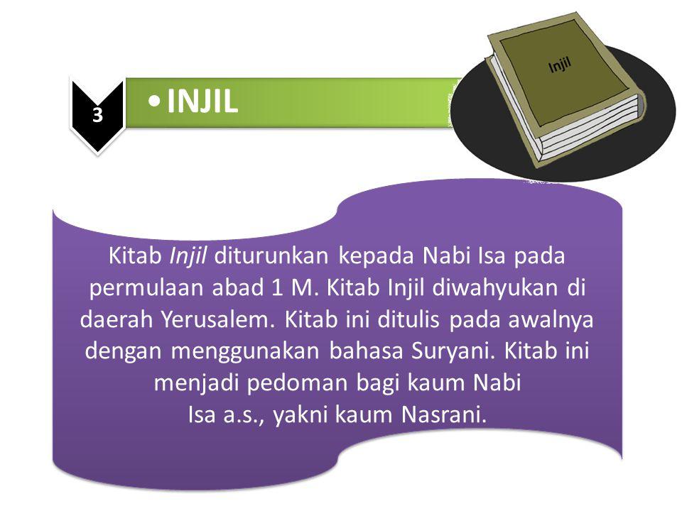 Isa a.s., yakni kaum Nasrani.