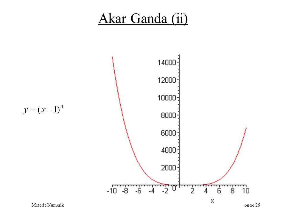 Akar Ganda (ii)