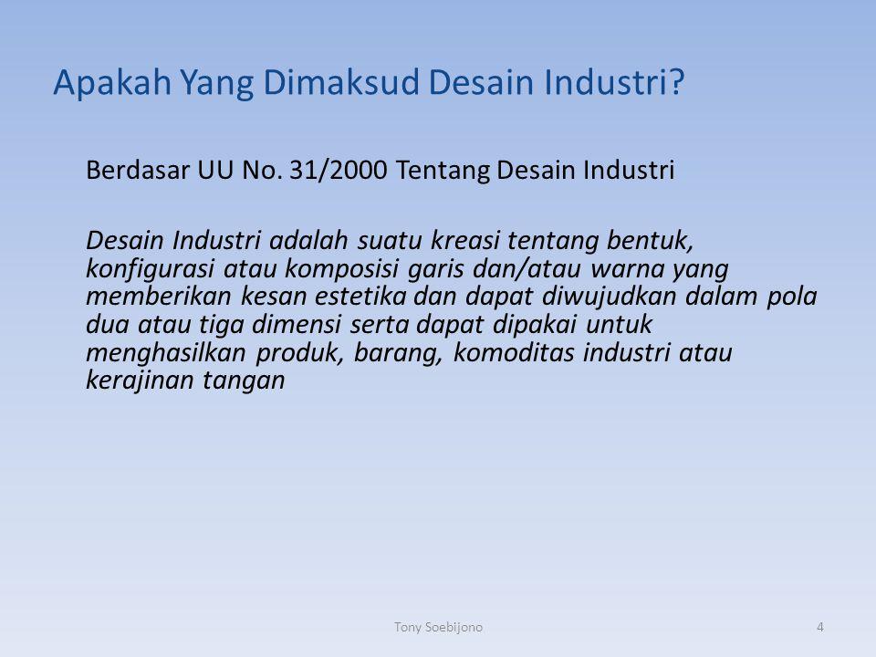 Apakah Yang Dimaksud Desain Industri