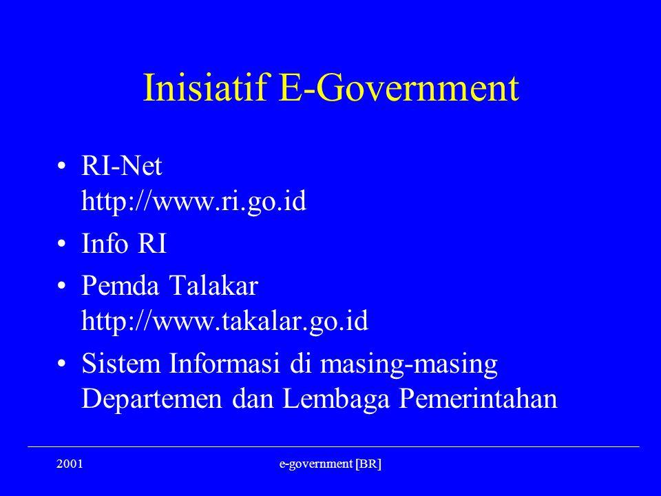 Inisiatif E-Government