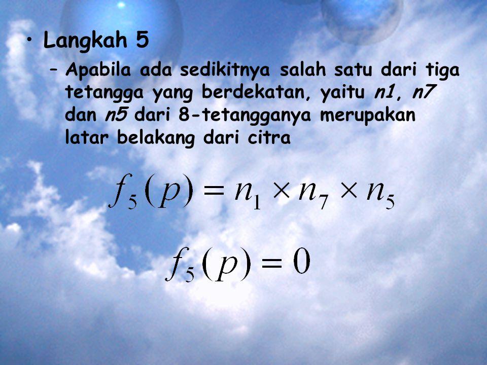 Langkah 5