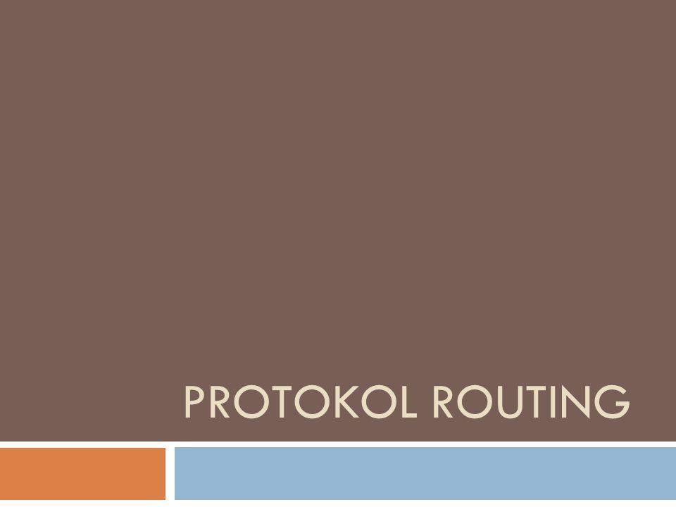 Protokol Routing