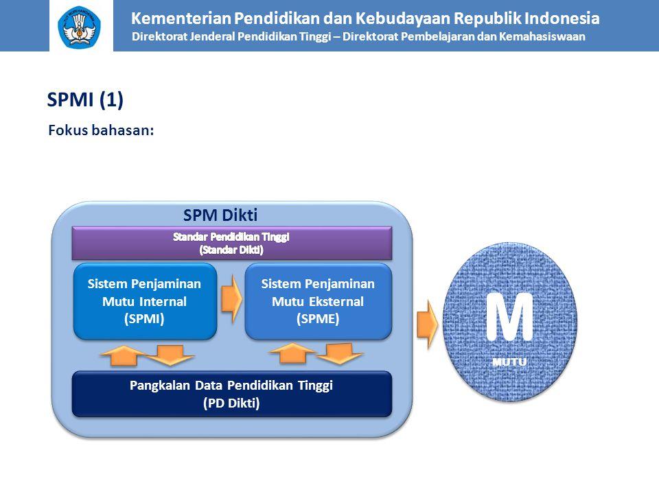 Sistem Penjaminan Mutu Internal Pangkalan Data Pendidikan Tinggi