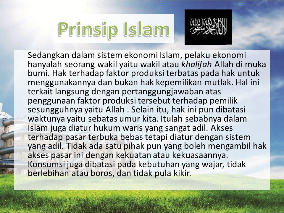 Prinsip Islam