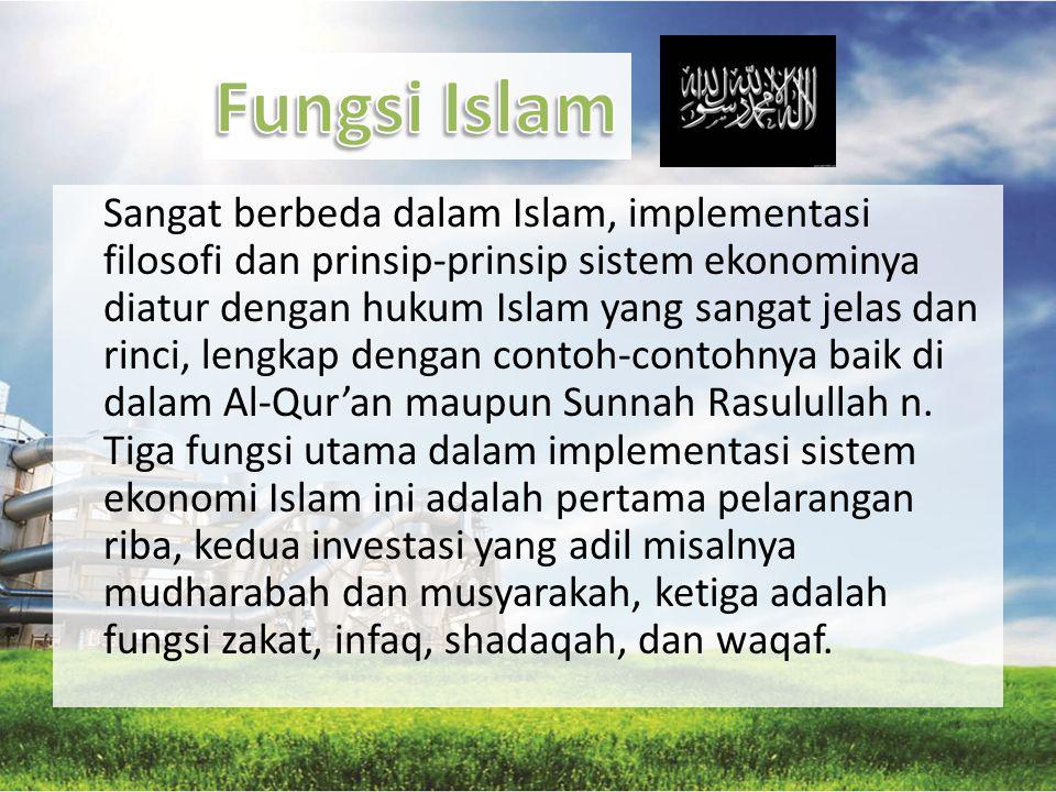 Fungsi Islam