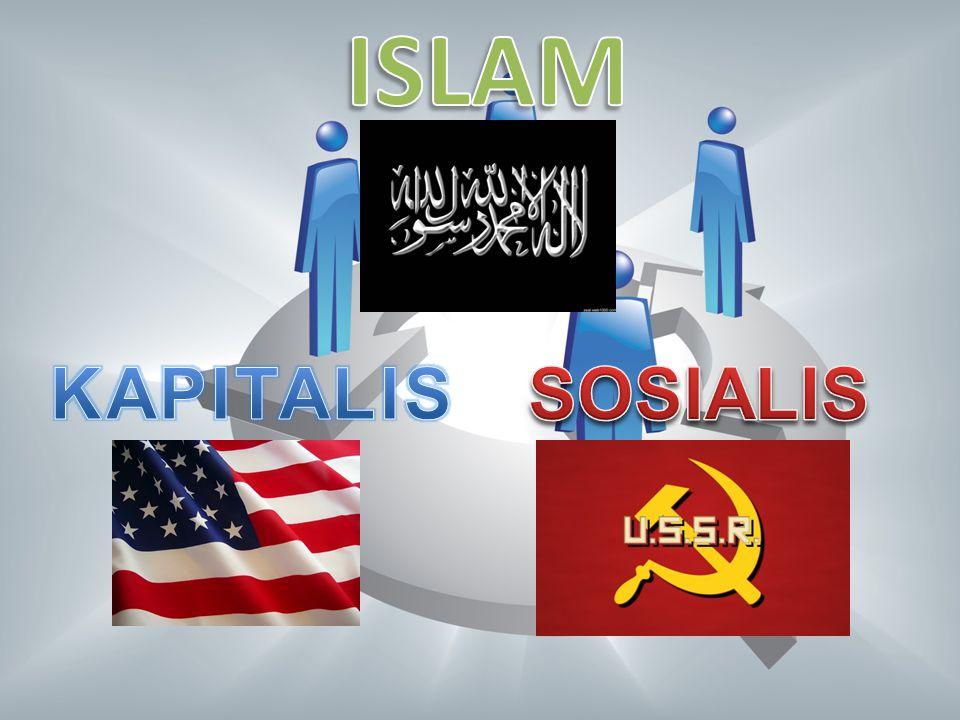 ISLAM KAPITALIS SOSIALIS