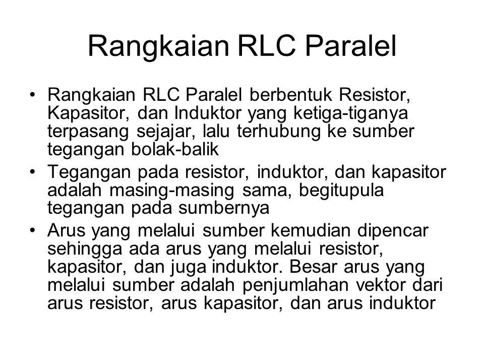 Rangkaian RLC Paralel