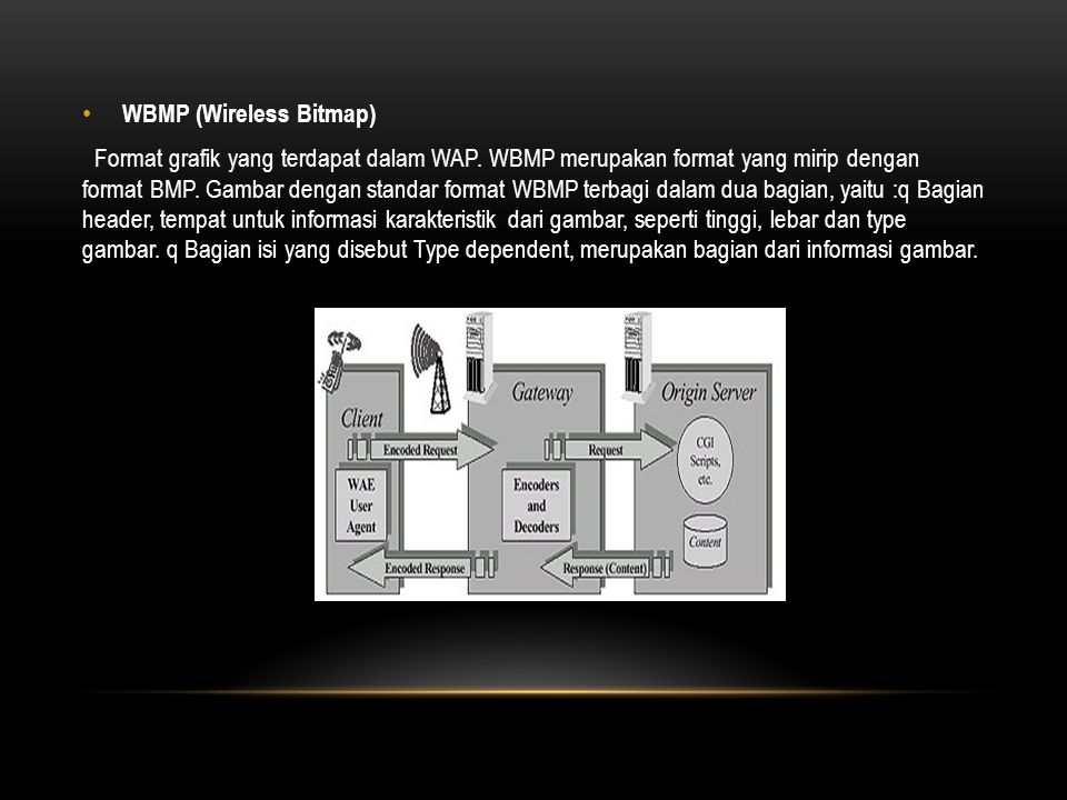 WBMP (Wireless Bitmap)