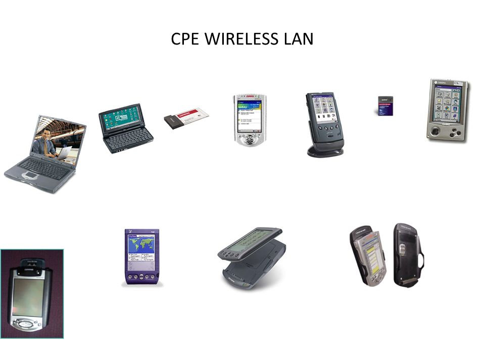 CPE WIRELESS LAN