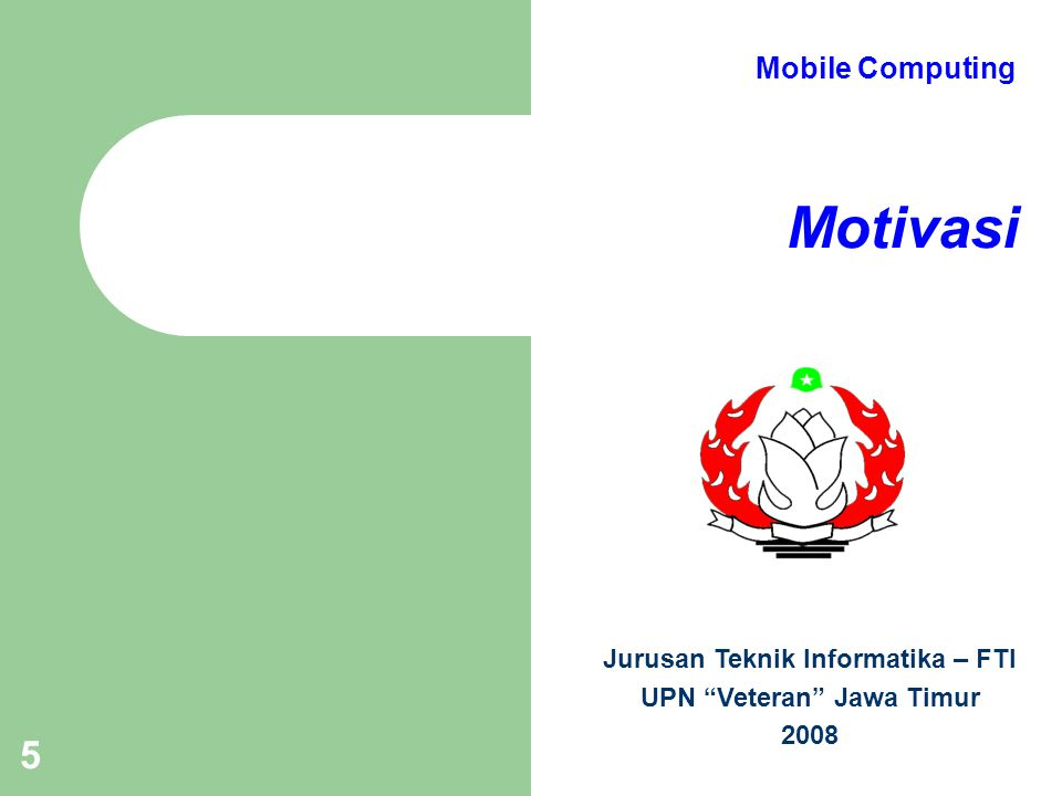 Jurusan Teknik Informatika – FTI UPN Veteran Jawa Timur