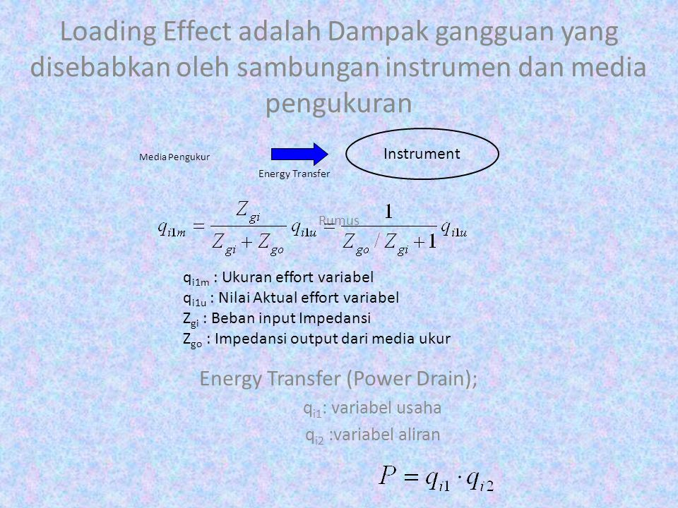 Energy Transfer (Power Drain);