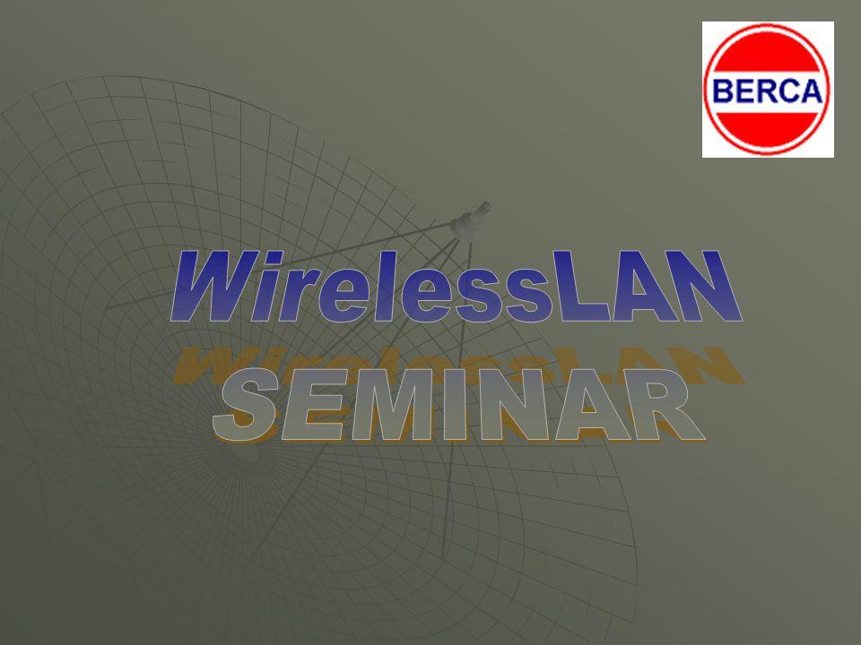 WirelessLAN SEMINAR