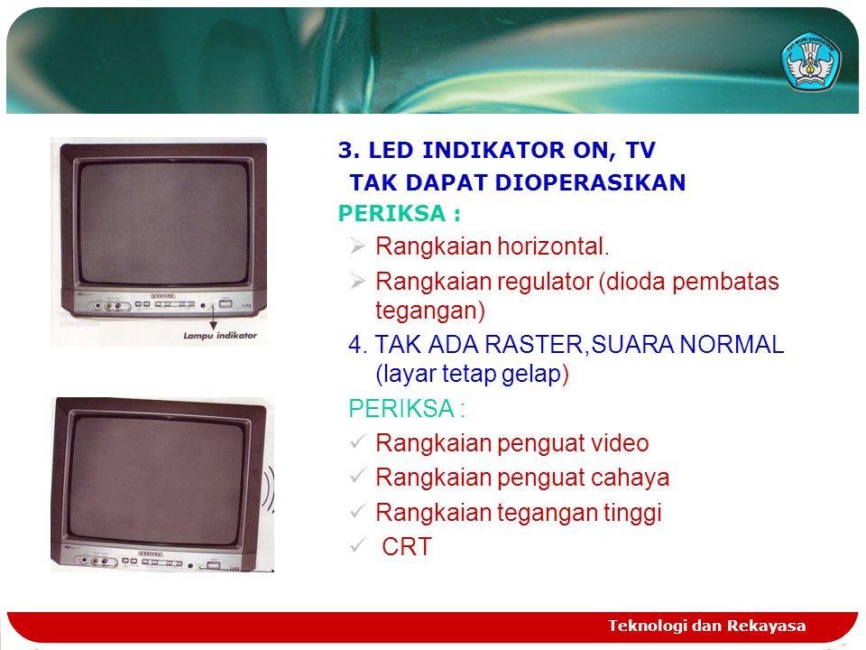 Rangkaian regulator (dioda pembatas tegangan)