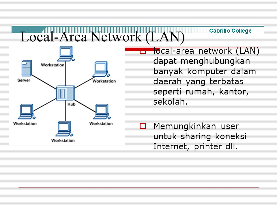 Local-Area Network (LAN)