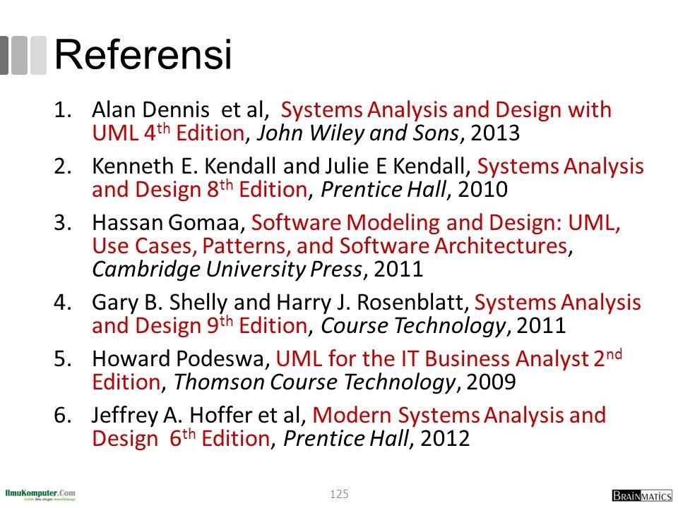 romi@romisatriawahono.net Object-Oriented Programming. Referensi.