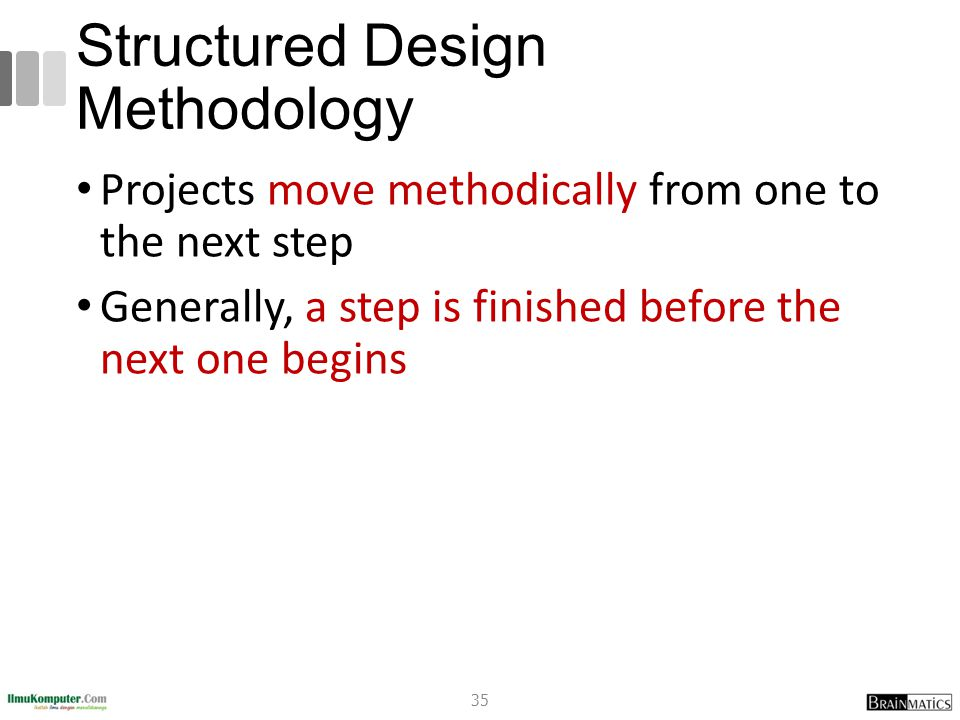 Structured Design Methodology