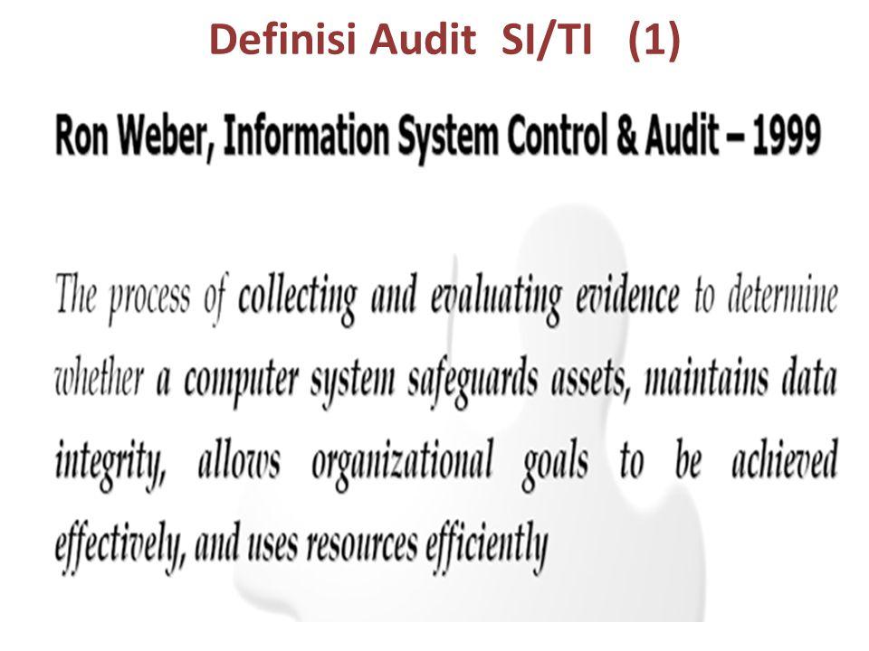 Definisi Audit SI/TI (1)