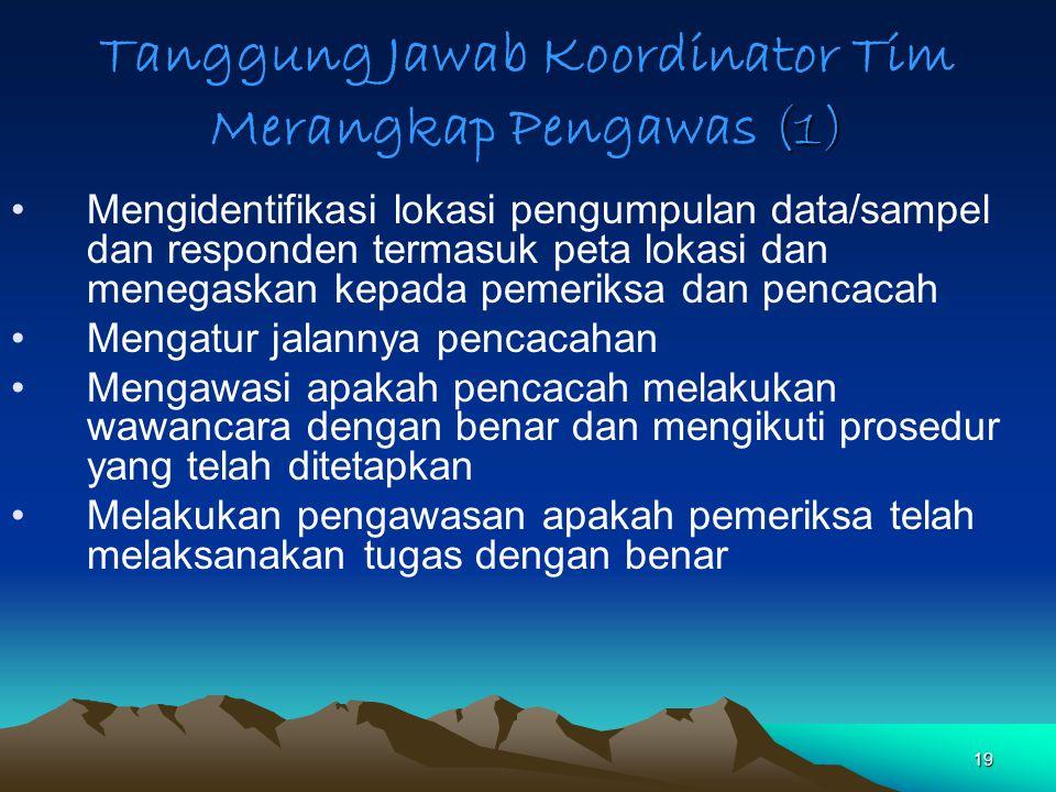 Tanggung Jawab Koordinator Tim Merangkap Pengawas (1)