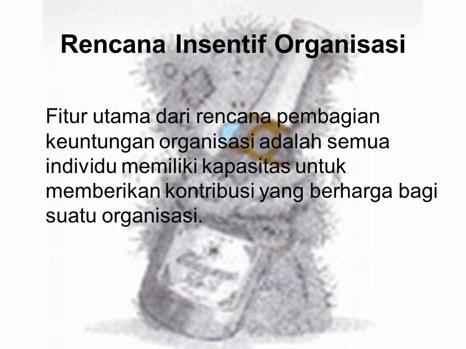 Rencana Insentif Organisasi
