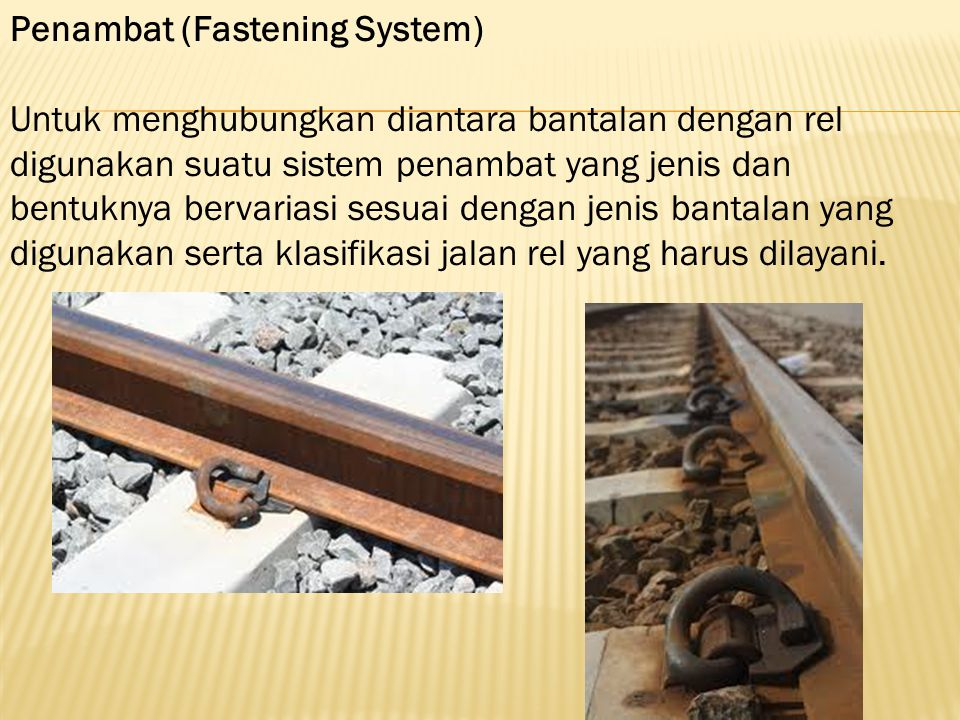 Penambat (Fastening System)