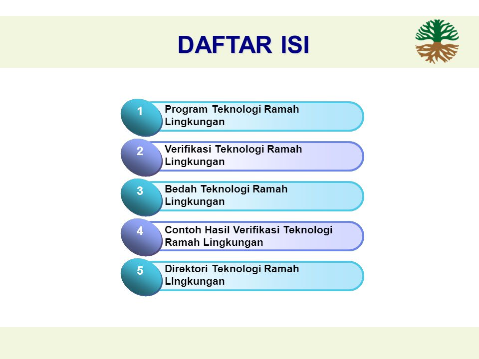 DAFTAR ISI Click to add Title 1 Click to add Title 2