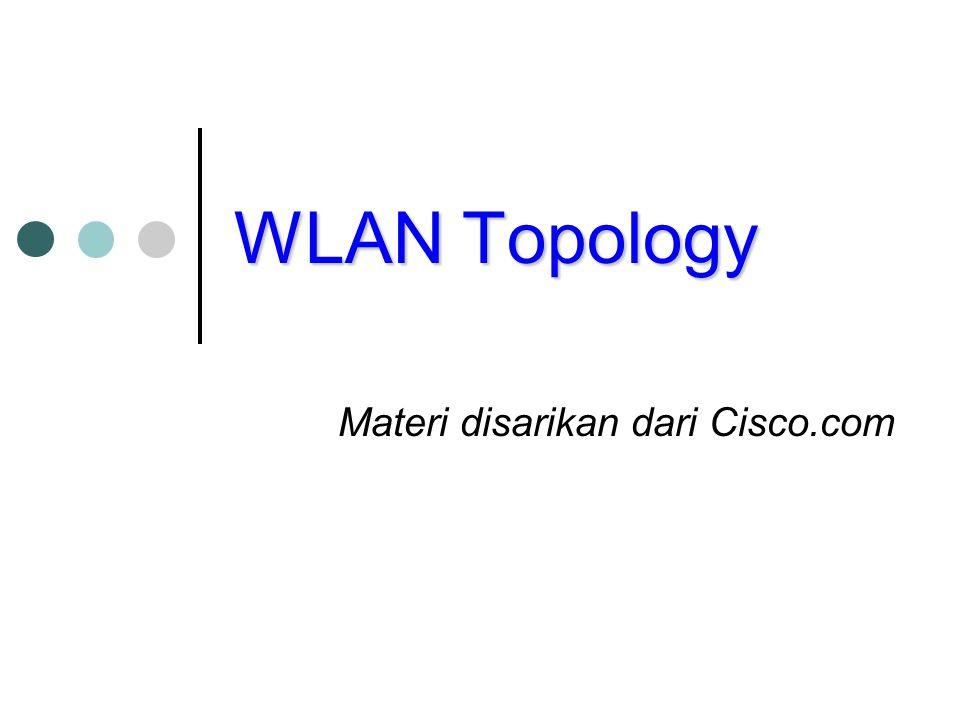Materi disarikan dari Cisco.com